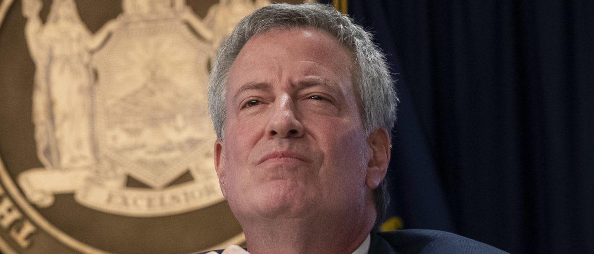 Bill De Blasio Draws Six-Person Crowd In New Hampshire