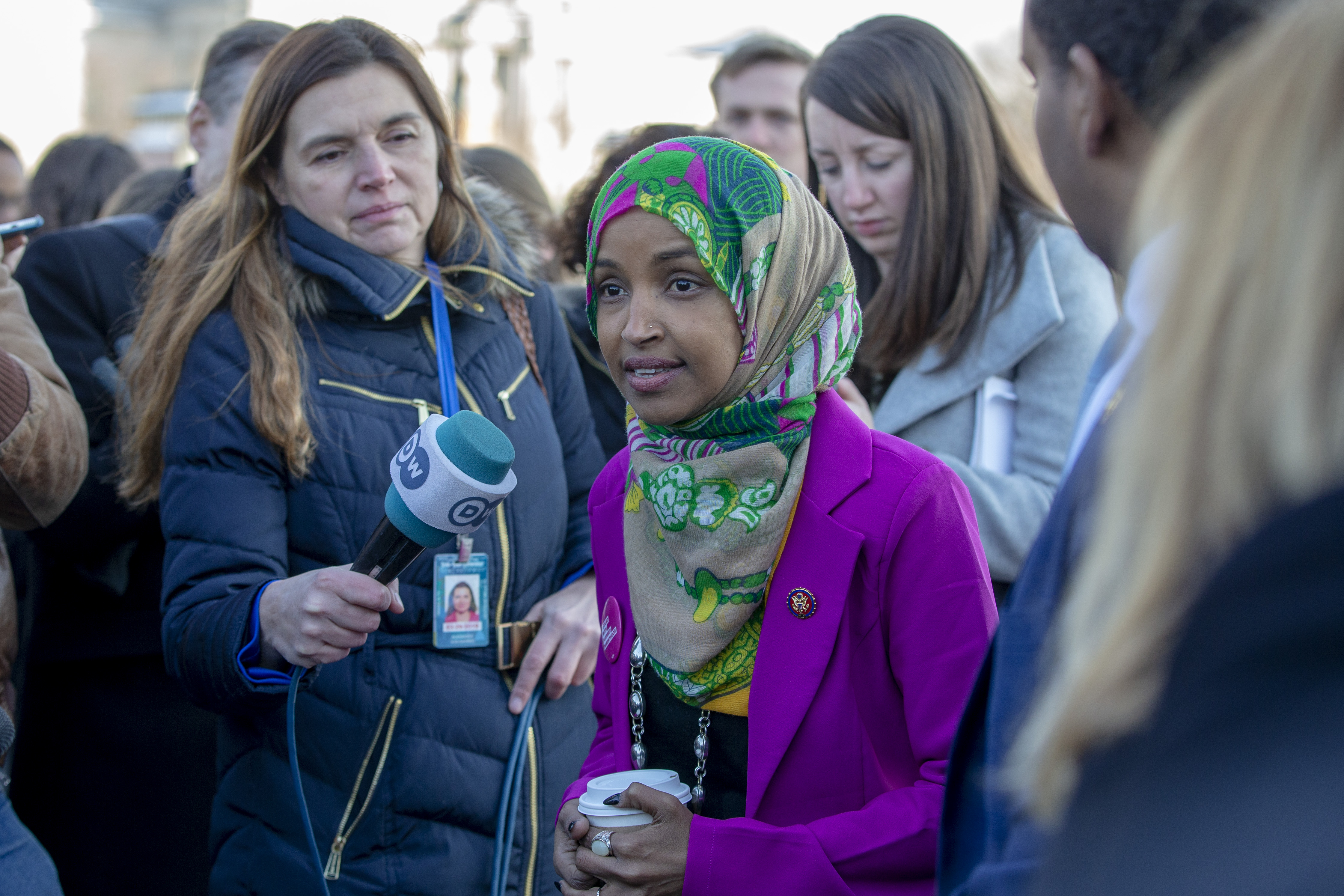 Ilhan Omar Calls Israel Undemocratic, Laments Strong U.S. Support
