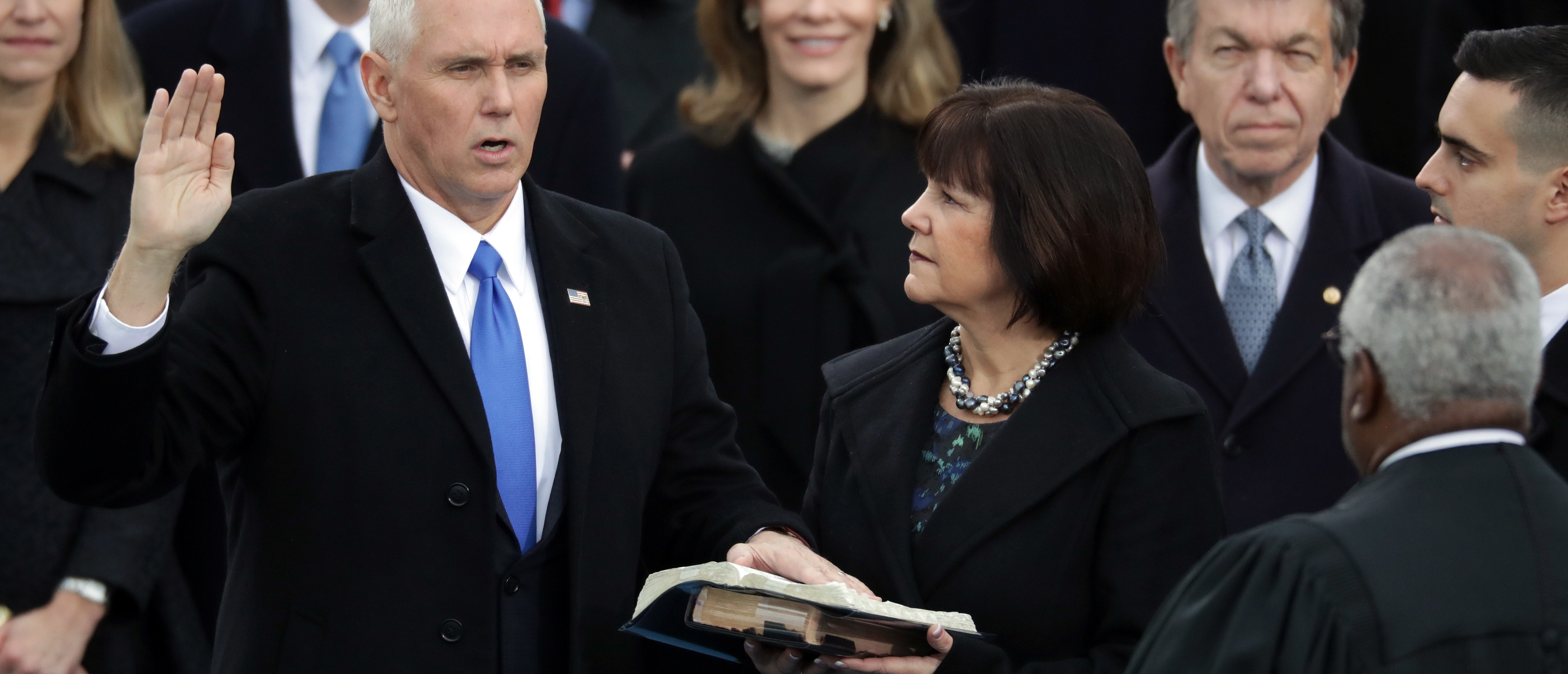 OPINION: Freak-Out Over Karen Pence Shows The War On Christianity Is Alive And Well