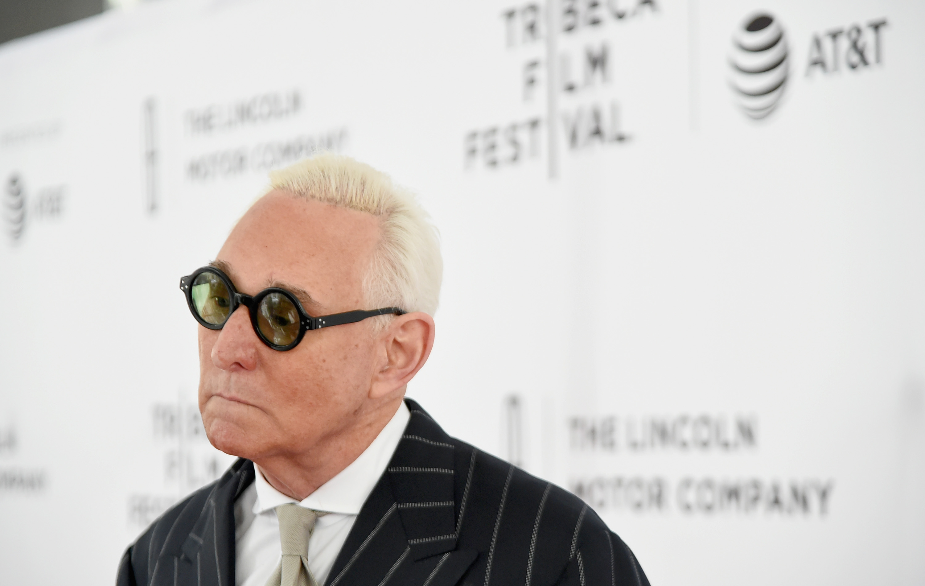 Judge Is Considering Gag Order Against Roger Stone