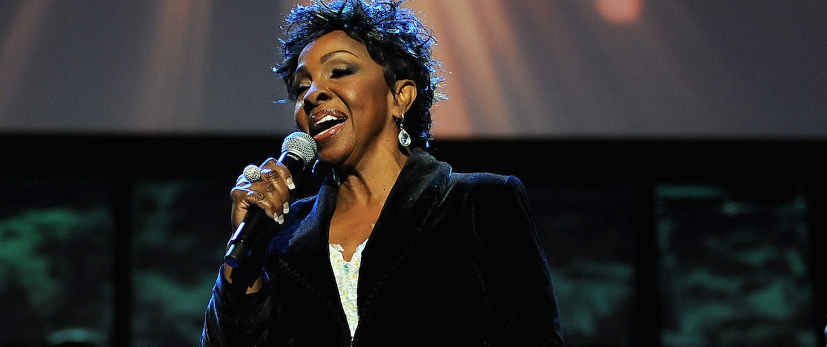Gladys Knight attends the 16th Annual Super Bowl Gospel Celebration at ASU Gammage on January 30, 2015 in Tempe, Arizona. (Photo by Marcus Ingram/Getty Images for Super Bowl Gospel)