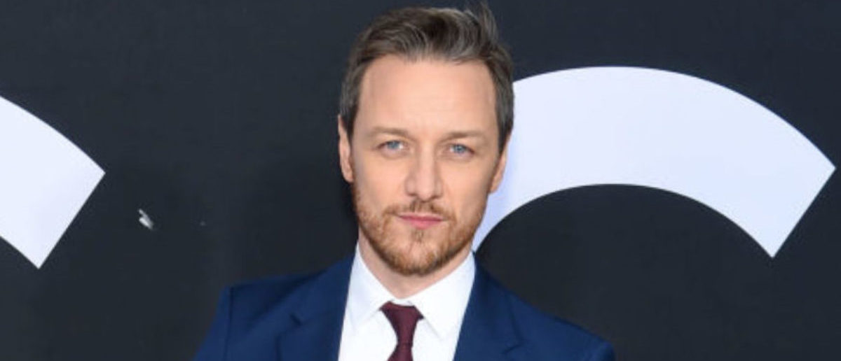 """NEW YORK, NY - JANUARY 15: James McAvoy attends the """"Glass"""" New York Premiere at SVA Theater on January 15, 2019 in New York City. (Photo by Jamie McCarthy/Getty Images)"""