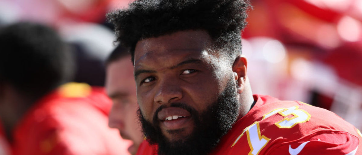 Remember The Homeless Man Who Helped Out A Chiefs Player? His Random Act Of Kindness Was Just Returned