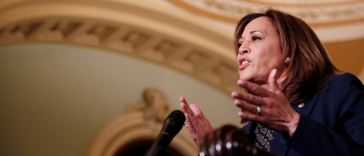 FACT CHECK: Kamala Harris Falsely Claims That Private Prisons Make $3.3 Billion In Profits A Year