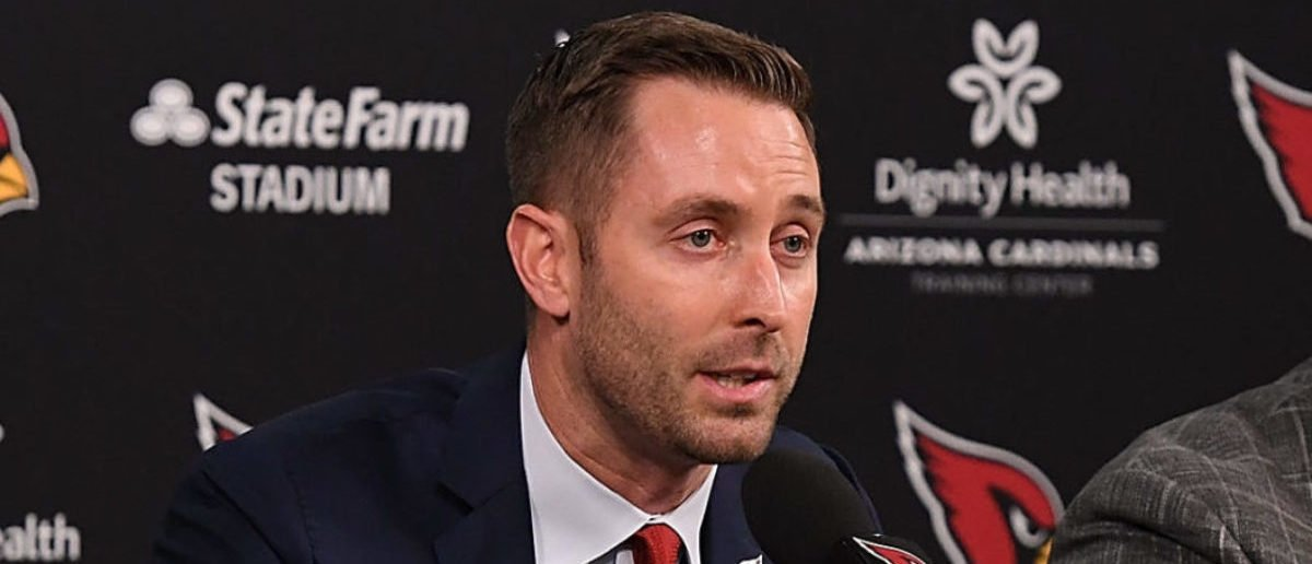 Kliff Kingsbury Says 'Everything's On The Table' For The Cardinals In The Draft
