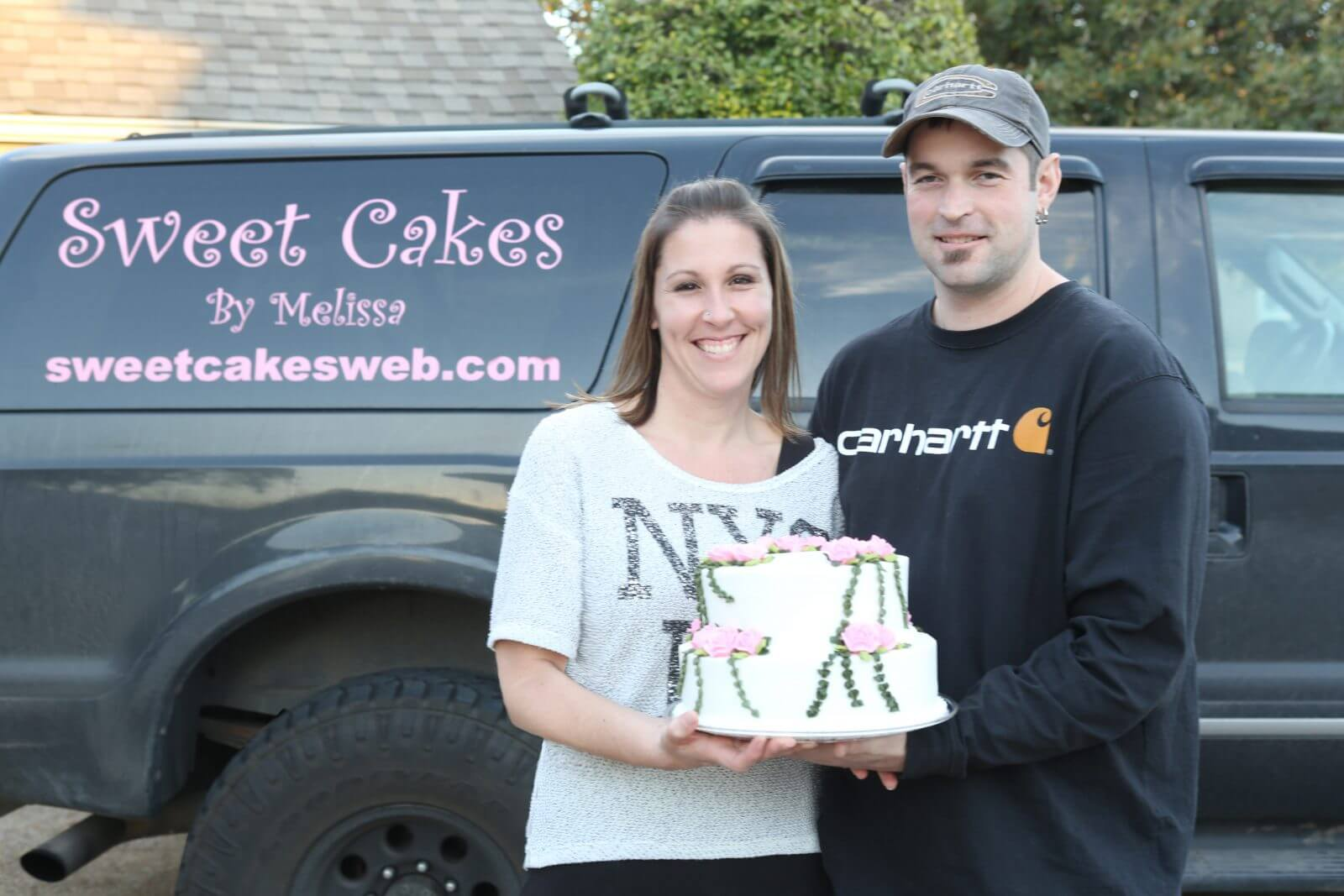 Melissa and Aaron Klein of 'Sweet Cakes by Melissa' whose petition is currently pending before the Supreme Court. (Courtesy of First Liberty Institute)
