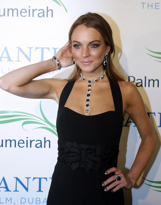 Lindsay Lohan Says She's Written a Treatment for Mean Girls 2