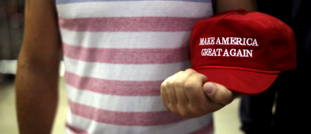 Supporters of U.S. President Donald Trump attend a rally in Springfield, Missouri, U.S., September 21, 2018. REUTERS/Mike Segar
