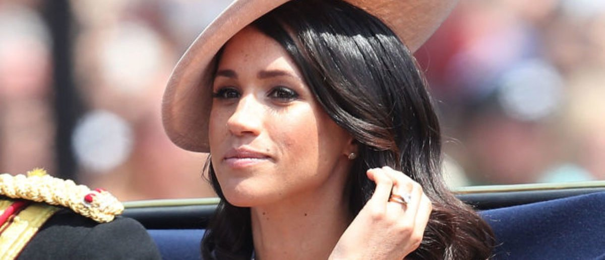 A Woman Called Meghan Markle Fat Today. Here's How She ...
