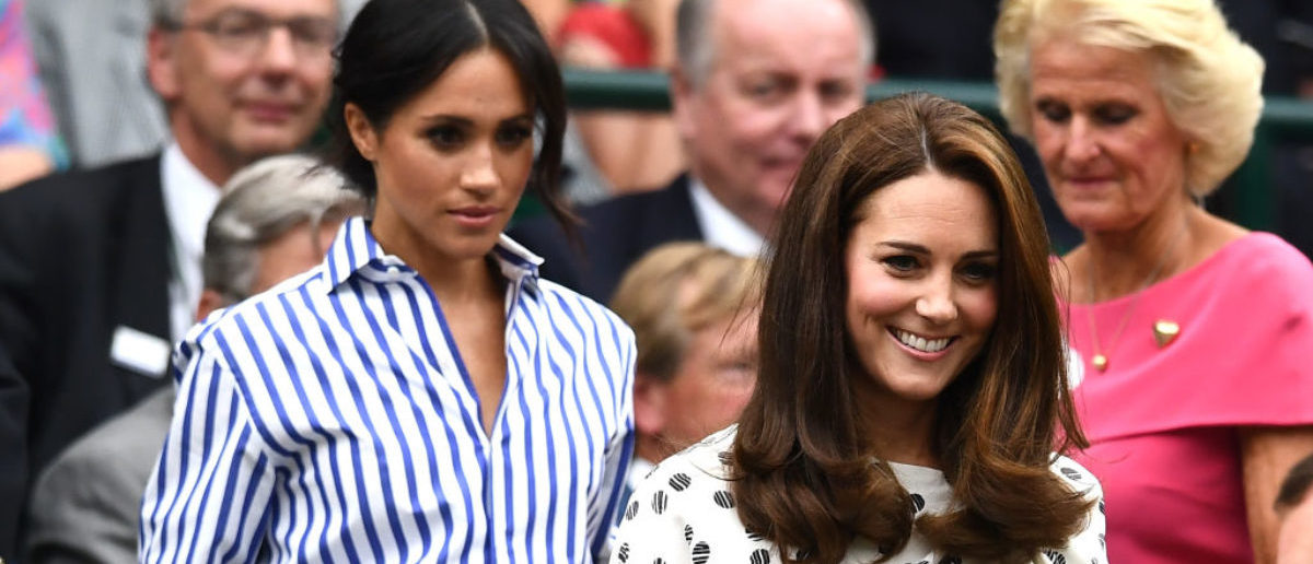 There's Been A Development In Kate Middleton And Meghan Markle's Alleged Strained Relationship
