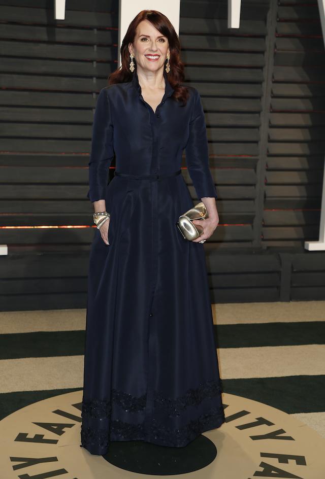 89th Academy Awards - Oscars Vanity Fair Party - Beverly Hills, California, U.S. - 26/02/17 ñ Actress Megan Mullally. REUTERS/Danny Moloshok