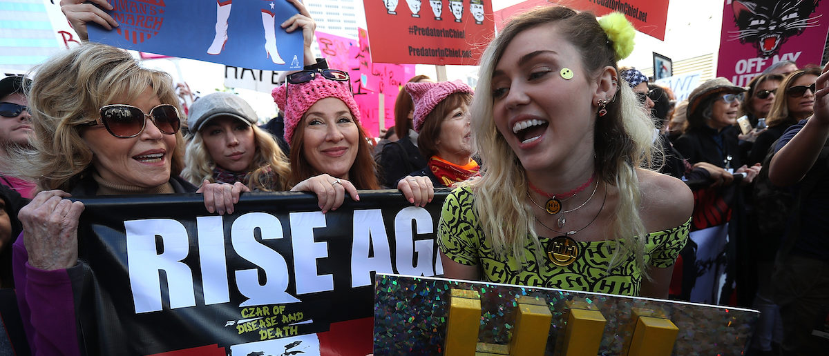 A-List Celebs Silent About Women's March In Wake Of Its Antisemitic Ties