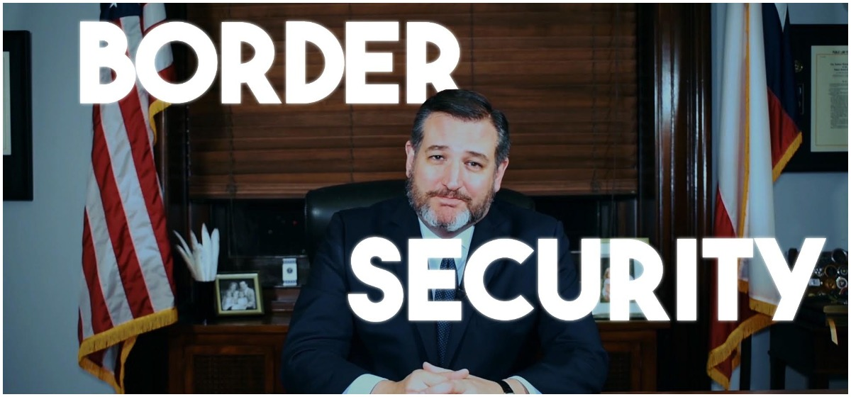 Ted Cruz Explains How He's Going To Make El Chapo Pay For The Border Wall [The Daily Caller]