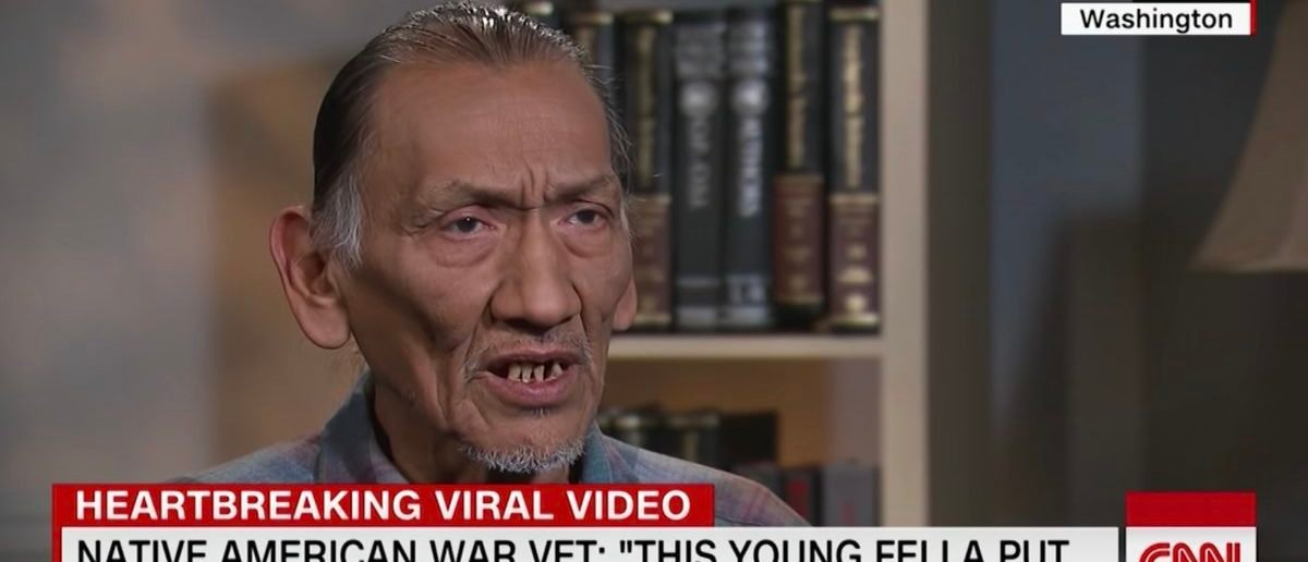 Nathan Phillips Keeps Changing Story, Keeps Getting It Wrong