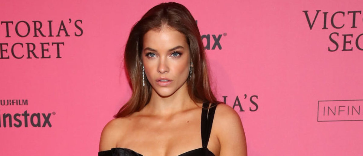 00badfd913c76 Barbara Palvin tried to break the internet Tuesday.