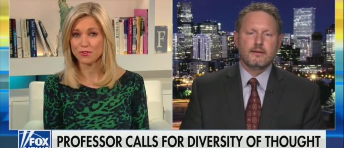 Professor Fighting For Inclusion Calls On Conservatives To Enter Graduate School To Even The Scales