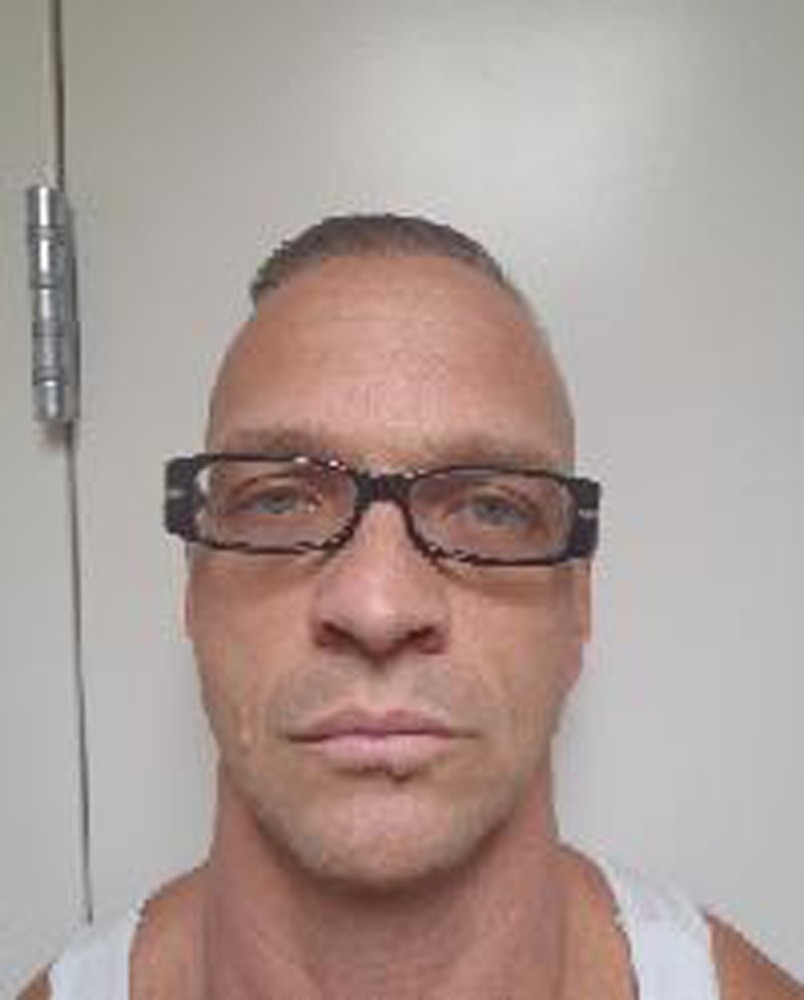 Scott Raymond Dozier appears in a photo provided by the Nevada Department of Corrections, July 11, 2018. Nevada Department of Corrections/Handout via REUTERS
