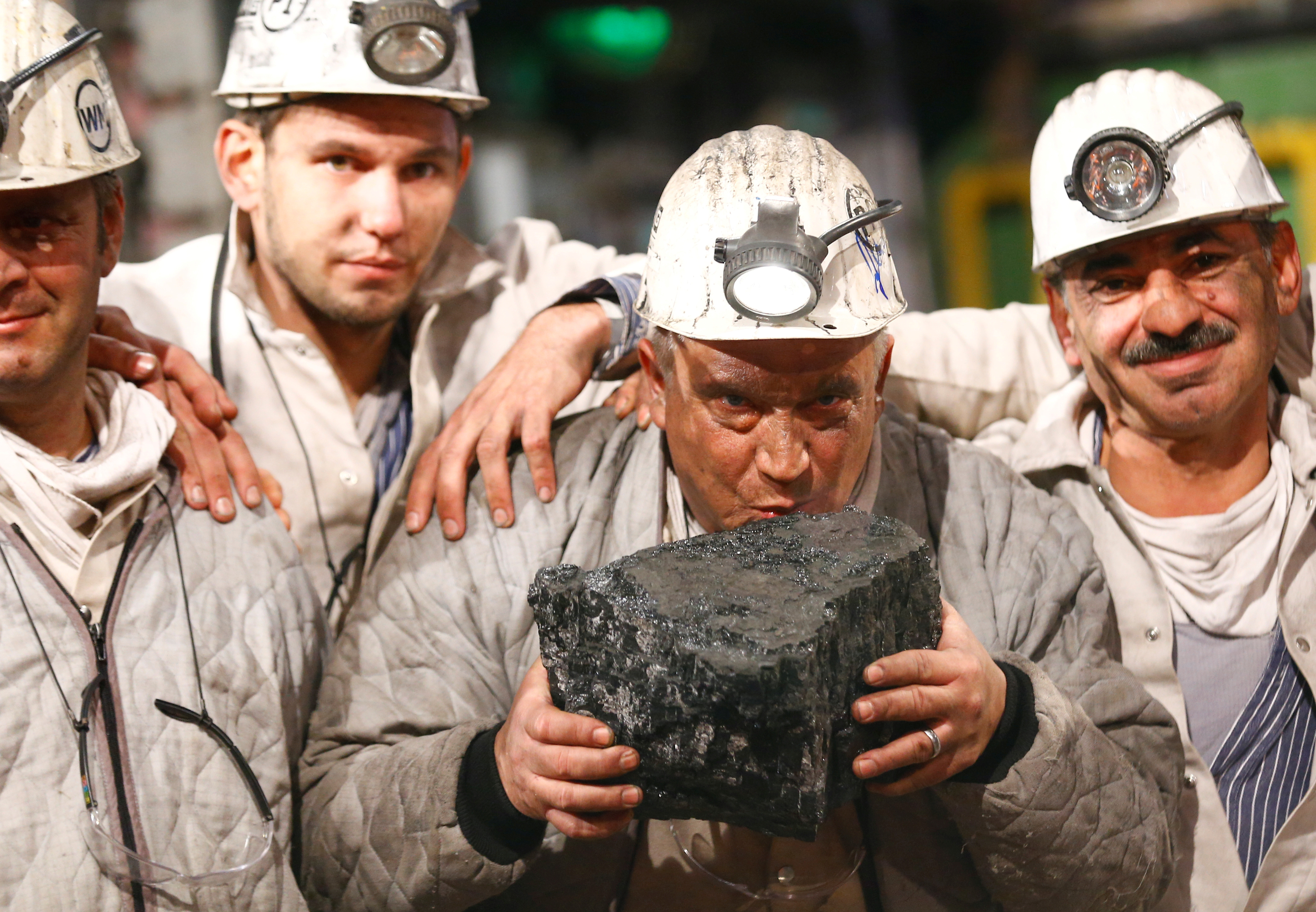 Germany's last black coal mine closes