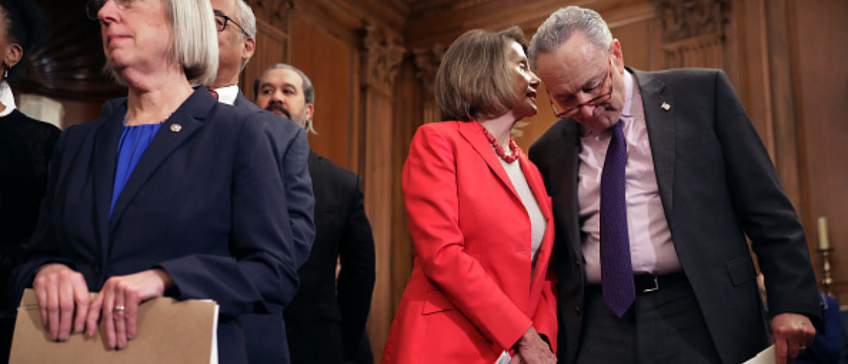 Pelosi Doesn't Care About Dreamers And Furloughed Workers. Mike Huckabee Says What Her Real Shutdown Goals Are