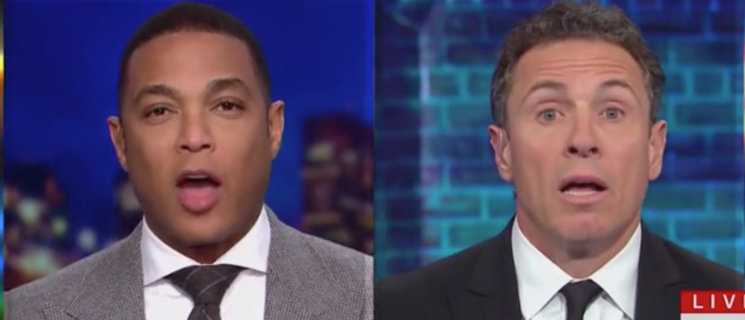 Don Lemon Suggests Trump Supporters Are Selling Out Principles For A Tax Cut