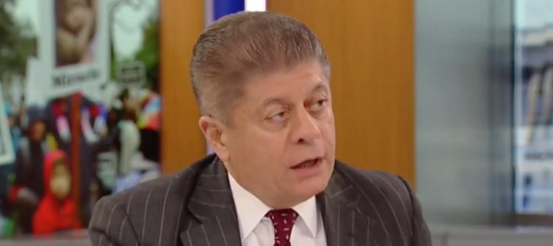 Judge Andrew Napolitano Slams Trump: He �Wanted Dirt On Biden�