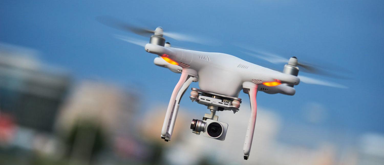 A Small Drone (Shutterstock/Dmitry Kalinovsky)