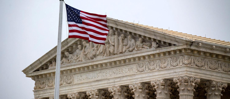 The U.S. Supreme Court as seen in Washington, D.C. on November 13, 2018. REUTERS/Al Drago