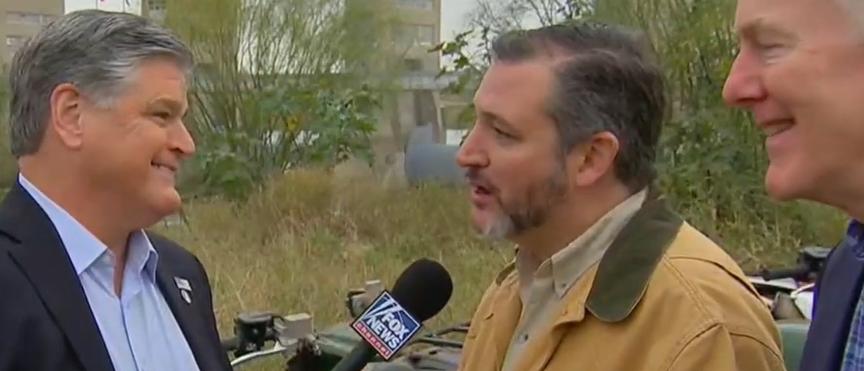 Ted Cruz Mocks Schumer, Pelosi Rebuttal Speech — 'That Thing Looks Like A Hostage Video'