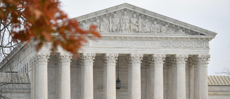 The U.S. Supreme Court on December 10, 2018 (Mandel Ngan/AFP/Getty Images)