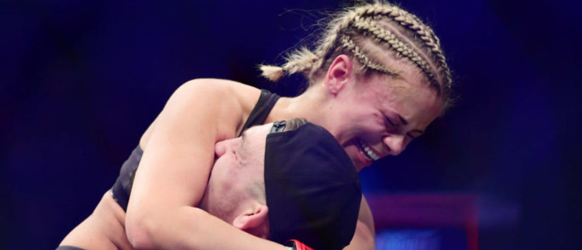 Paige VanZant Posts Several Emotional Messages After Her Massive UFC Victory