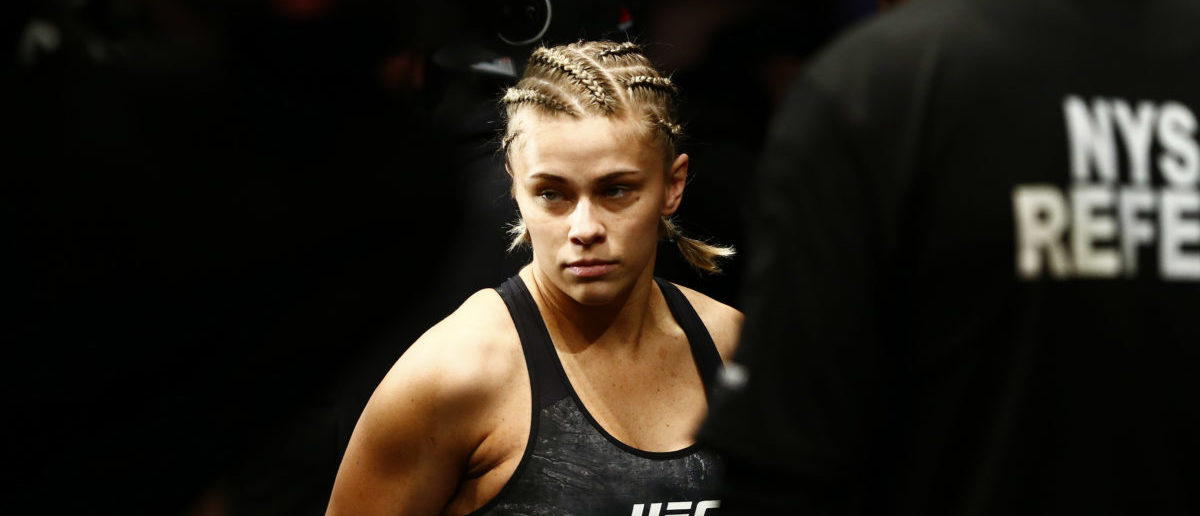 Paige VanZant Hypes UFC Return With Fight Video, Says Not To Get Fooled By Her 'Pretty Face'