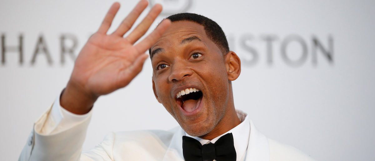 70th Cannes Film Festival ñ The amfAR's Cinema Against AIDS 2017 event Photocall Arrivals - Antibes, France. 25/05/2017. Jury member actor Will Smith poses. REUTERS/Stephane Mahe -
