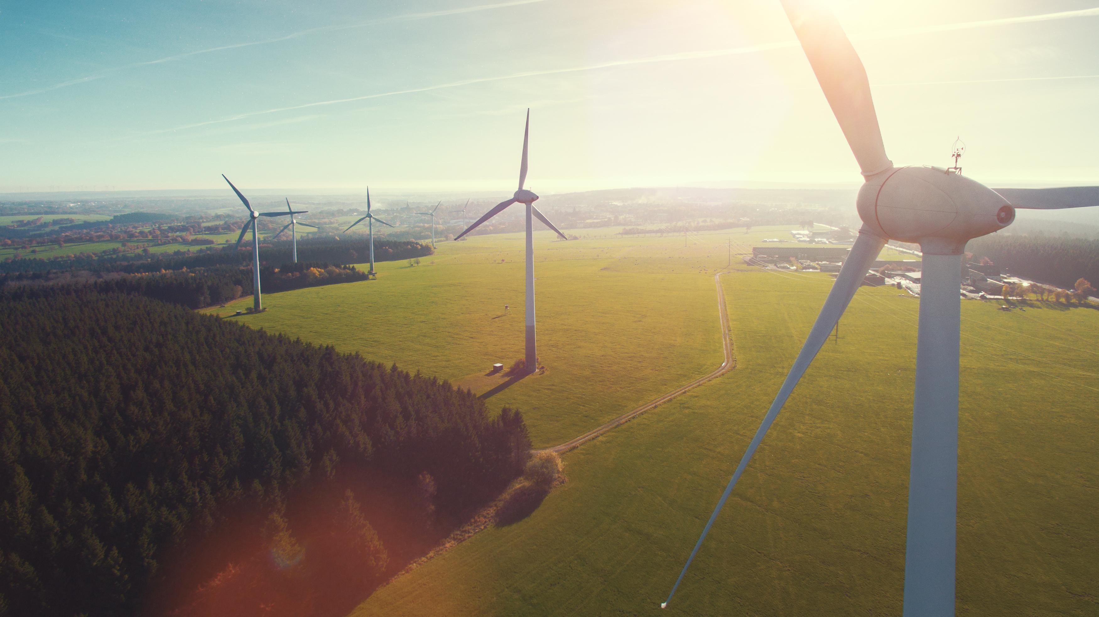 Wind Turbine. Shutterstock