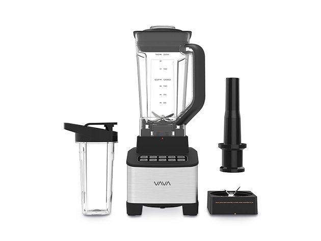 Normally $76, this countertop blender is 34 percent off