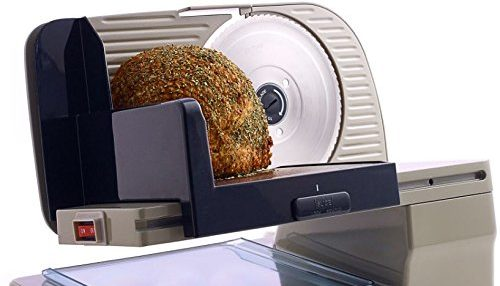 Make Your Own Jerky Or Deli-Style Slices Of Game With This Electric Meat Slicer