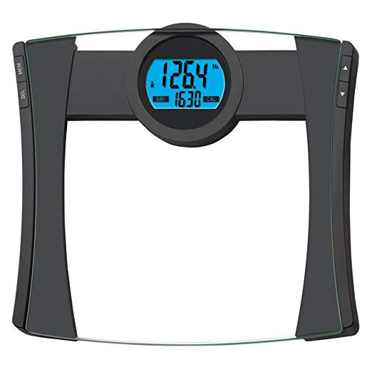 Normally $35, this digital bathroom scale is 40 percent off (Photo via Amazon)