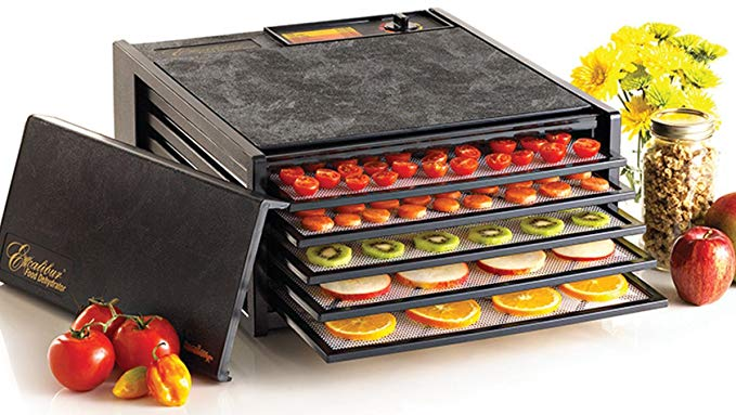 Normally $200, this food dehydrator is 30 percent off today (Photo via Amazon)