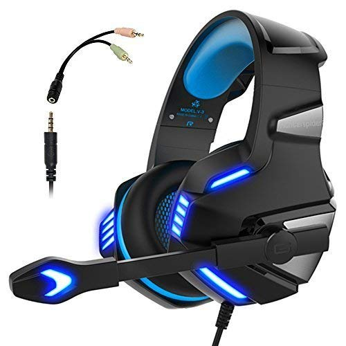Normally $40, this gaming headset is 50 percent off (Photo via Amazon)