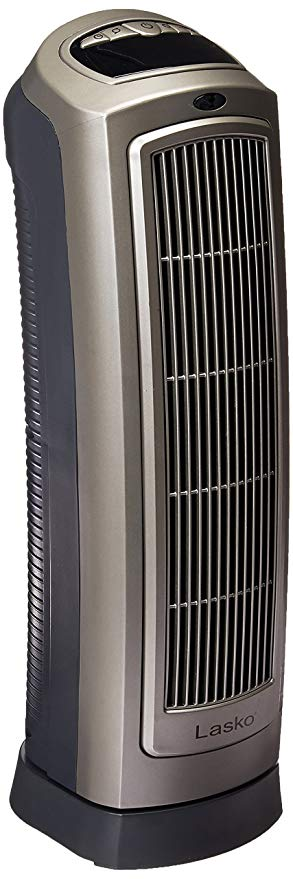Normally $88, this space heater is 44 percent off (Photo via Amazon)