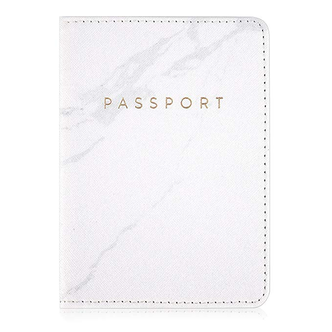 Normally $19, this passport holder is 32 percent off (Photo via Amazon)
