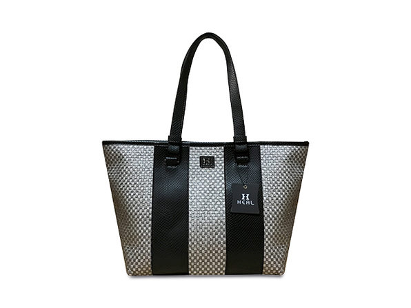 Normally $149, this woven tote is 26 percent off
