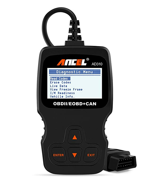 Normally $65, this OBDII scanner is 60 percent off when you use the code (Photo via Amazon)