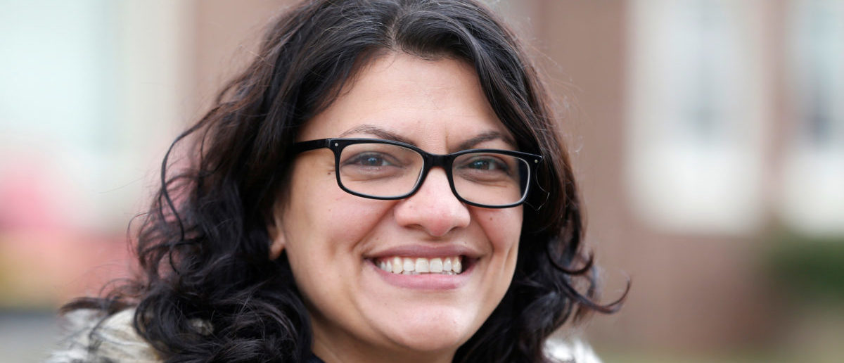 Tlaib Calls For A Boycott Of Israel — But Her Campaign Website Is Built With An Israeli Web Designer