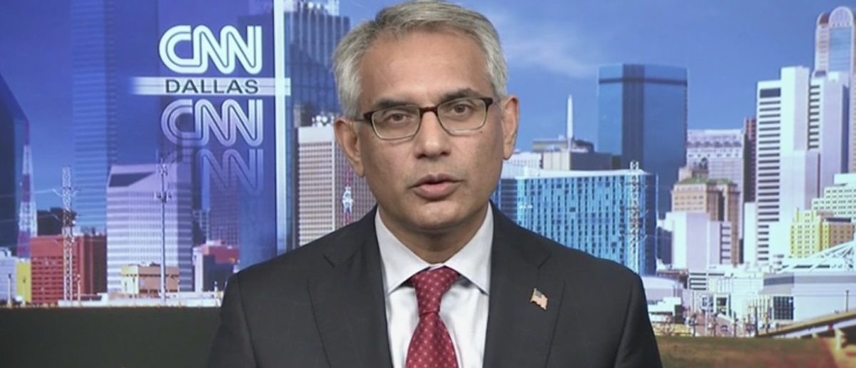Dr. Shahid Shafi Screenshot/CNN