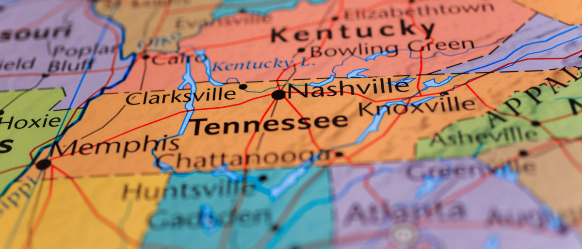 3.0 Magnitude Earthquake Strikes In East Tennessee