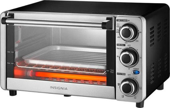 Normally $40, this toaster oven is 50 percent off (Photo via Best Buy)