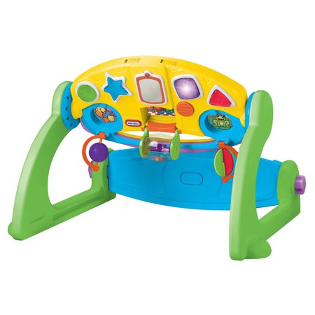 Normally $45, this toy gym is 36 percent off (Photo via Walmart)