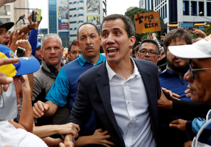 Maduro regime in disarray as Venezuelan military envoy to United States  defects
