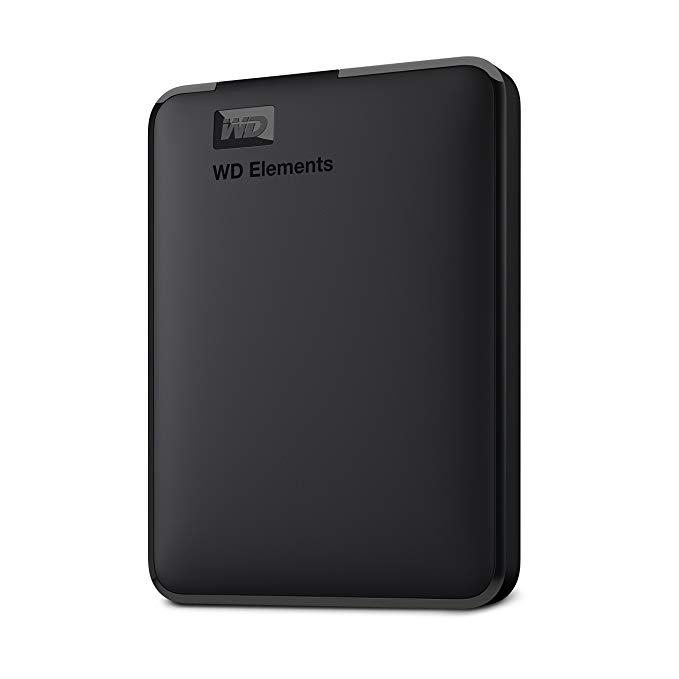 Normally $140, this portable external hard drive is 30 percent off (Photo via Amazon)