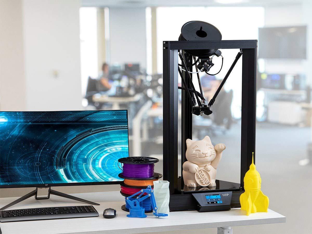 Save $300 on this high-tech and high-volume 3D printer (Photo via Amazon)
